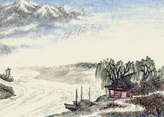 古诗《绝句》 - dongchenzhaojie - 机器猫班——亲亲宝贝 我的家