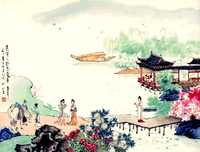 5283,万紫千红处处春(原创) - 春风化雨 - 诗人-春风化雨的博客