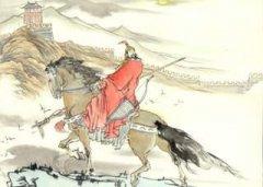 """岳飞《满江红》""""三十功名尘与土,八千里路云和月""""全词翻译赏析"""