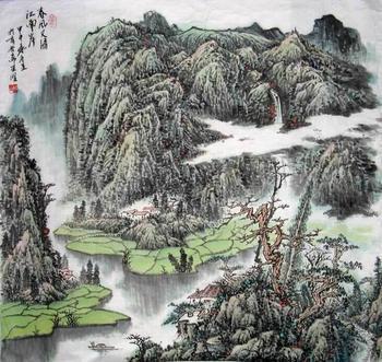 京口瓜洲一水间,钟山只隔数重山 的意思及全诗翻译赏析