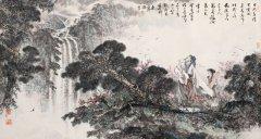 """李白《望庐山瀑布》""""飞流直下三千尺,疑是银河落九天""""全诗诗意翻译及赏析"""