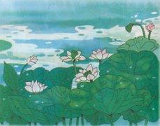 白居易《池上》阅读答案及注释翻译与赏析