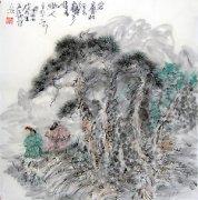 """王昌龄《送魏二》""""忆君遥在潇湘月,愁听清猿梦里长。""""全诗赏析与翻译"""