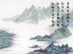 """元稹《离思》""""曾经沧海难为水 除却巫山不是云""""全诗翻译赏析"""