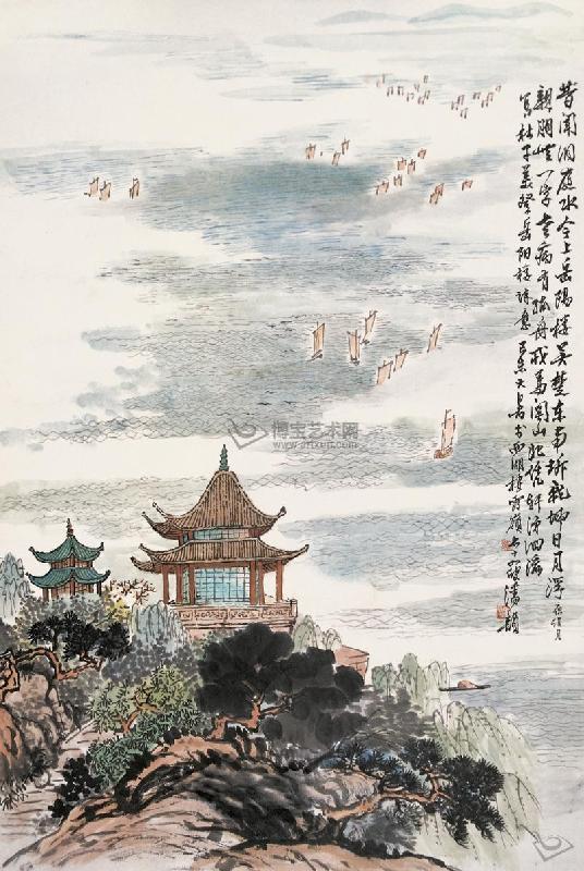 吴楚东南坼,乾坤日夜浮赏析 - leebapa - leebapa的博客