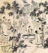 """嵇康《赠秀才入军》第十四首""""目送归鸿,手挥五弦。""""翻译赏析"""