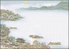 关于描写洞庭湖的古诗句集锦鉴赏
