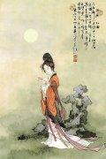 《古诗十九首之十九·明月何皎皎》原文翻译赏析