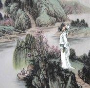 """李白《望木瓜山》""""早起见日出,暮见栖鸟还""""全诗翻译赏析"""