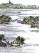 有关描写杭州西湖的古诗句