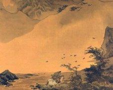 10首著名的思乡诗,首首经典,值得收藏